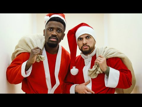JINGLE BELLS (REMIX) mit YOUNES JONES | Ah Nice