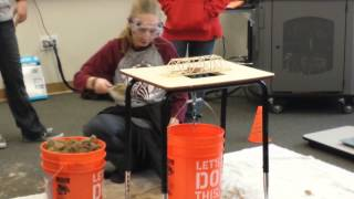 Gypsum Creek Bridge Building Science Olympiad