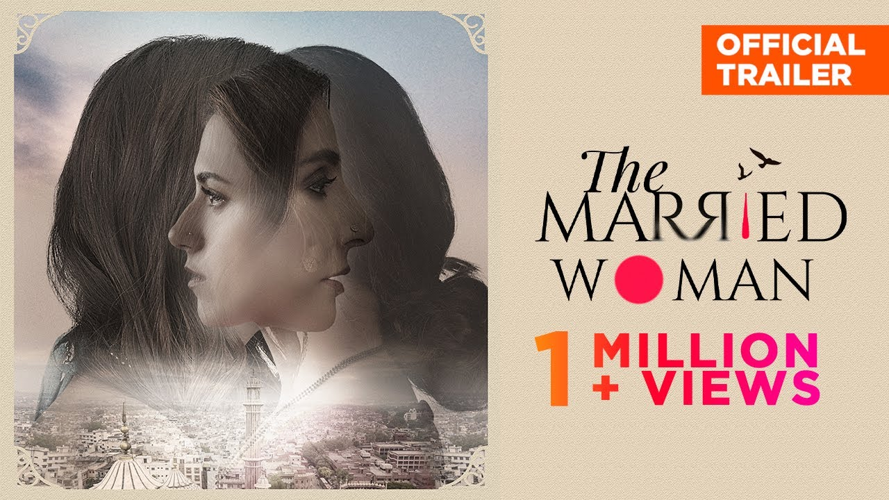The Married Woman | Official Trailer | Streaming 8th March | Ridhi Dogra, Monica Dogra | ALTBalaji