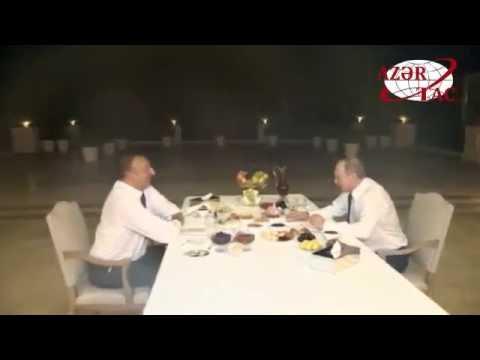 Ильхам Алиев пригласил...