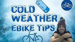 10 COLD WEATHER Tips for Your Electric Bicycle