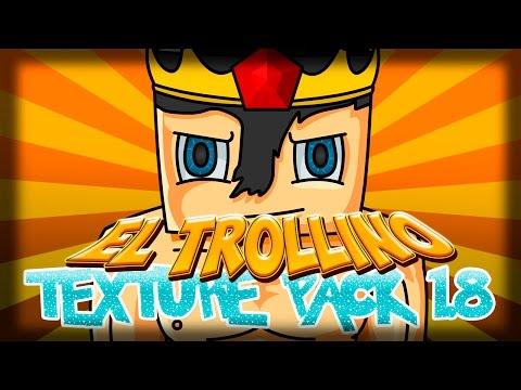 ELTROLLINO TEXTURE PACK 1.8