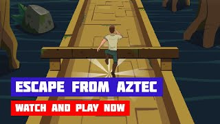 Escape from Aztec · Game · Gameplay