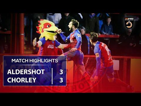 Match Highlights: Chorley FC (H)