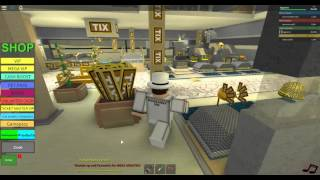 [ROBLOX: Tix Company Tycoon] - Lets Play Ep 4 - The End