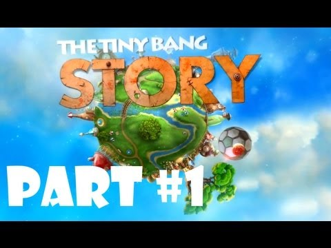 The Tiny Bang Story - Walkthrough Part 1