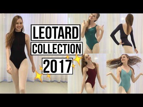 LEOTARD COLLECTION 2017 | Talia