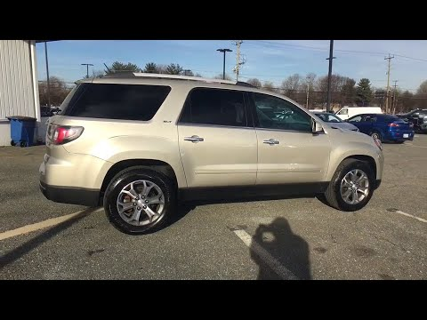 2013 GMC Acadia Germantown, Bethesda, Columbia, Silver Spring, Gaithersburg MD T190419A