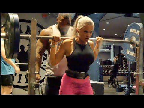 Pretty girls & training in Stockholm Sweden | Introducing  Anna Stålnacke