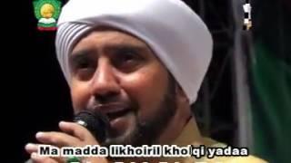 Qod Kafani, Alfa Shollallah, Atainaka Bilfaqri, Ma Madda, Ya Robbama - Habib Sye