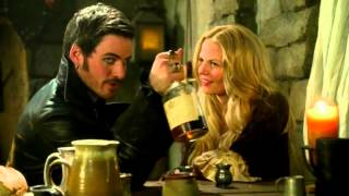 OUAT - 3x21/22 'If I didn't know any better, I'd say you were jealous' [Emma & Hook]