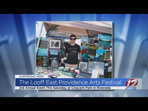 Celebrate the arts in East Providence