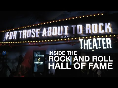 Rock and Roll Hall of Fame Highlights | Cleveland, OH