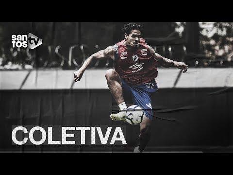 LUCAS VERÍSSIMO | COLETIVA AO VIVO (27/11/19)