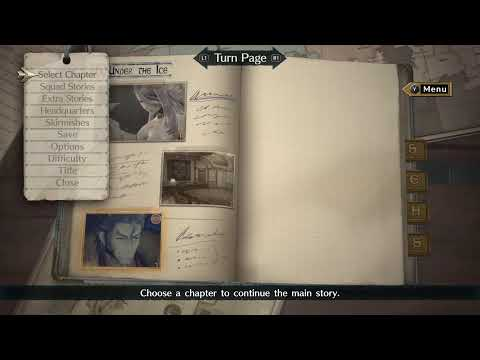 Chris Mestaz playing Valkyria Chronicles 4 Complete Edition |