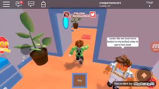escapes from obby dentist without dying NICKGAME54 updated ROBLOX