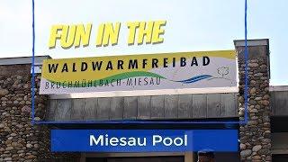 Waldwarmfreibad Bruchmühlbach Miesau | German Pool