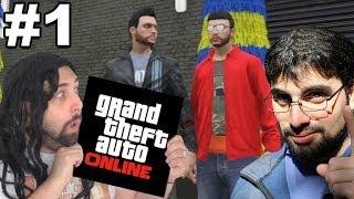 Grand Theft Auto 5 ( Jugando Con Natalia ) ( Online ) #Vardoc1 En Español