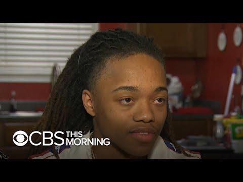 Texas teen threatens legal action after school tells him to cut off dreadlocks