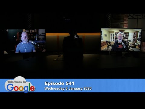 Translucentized! - This Week in Google 541
