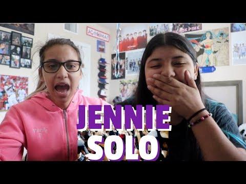 JENNIE 'SOLO' MV REACTION!!!