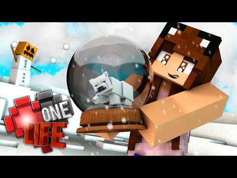 Polar Snow Globe ❄️ | Minecraft One Life