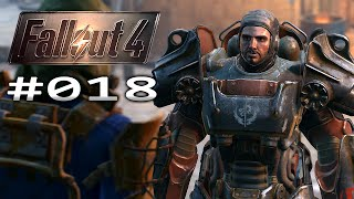 FALLOUT 4 ☢ Part #018 - Polizeirevier Cambridge [60FPS | Uncut] Let's Play Fallout 4 thumbnail