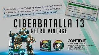 Ciberbatalla 13 - Retro Vintage ( Conseguila en Wav y Mp3 320)
