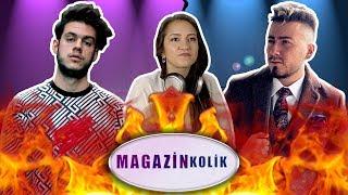 MAGAZİNKOLİK - YOUTUBE MAGAZİN #2 (TEPKİ)