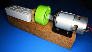 How to make 220V generator for 50W light and phone charger