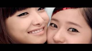 chocolate love에프엑스 MV