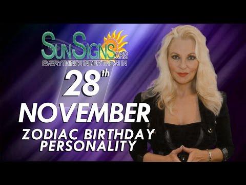 Facts & Trivia - Zodiac Sign Sagittarius November 28th Birthday Horoscope