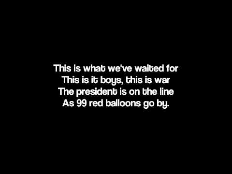 Nena - 99 Red Balloons Lyrics | MetroLyrics