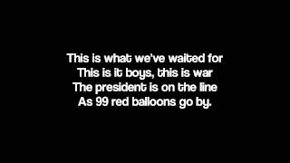 99 Red Balloons Lyrics