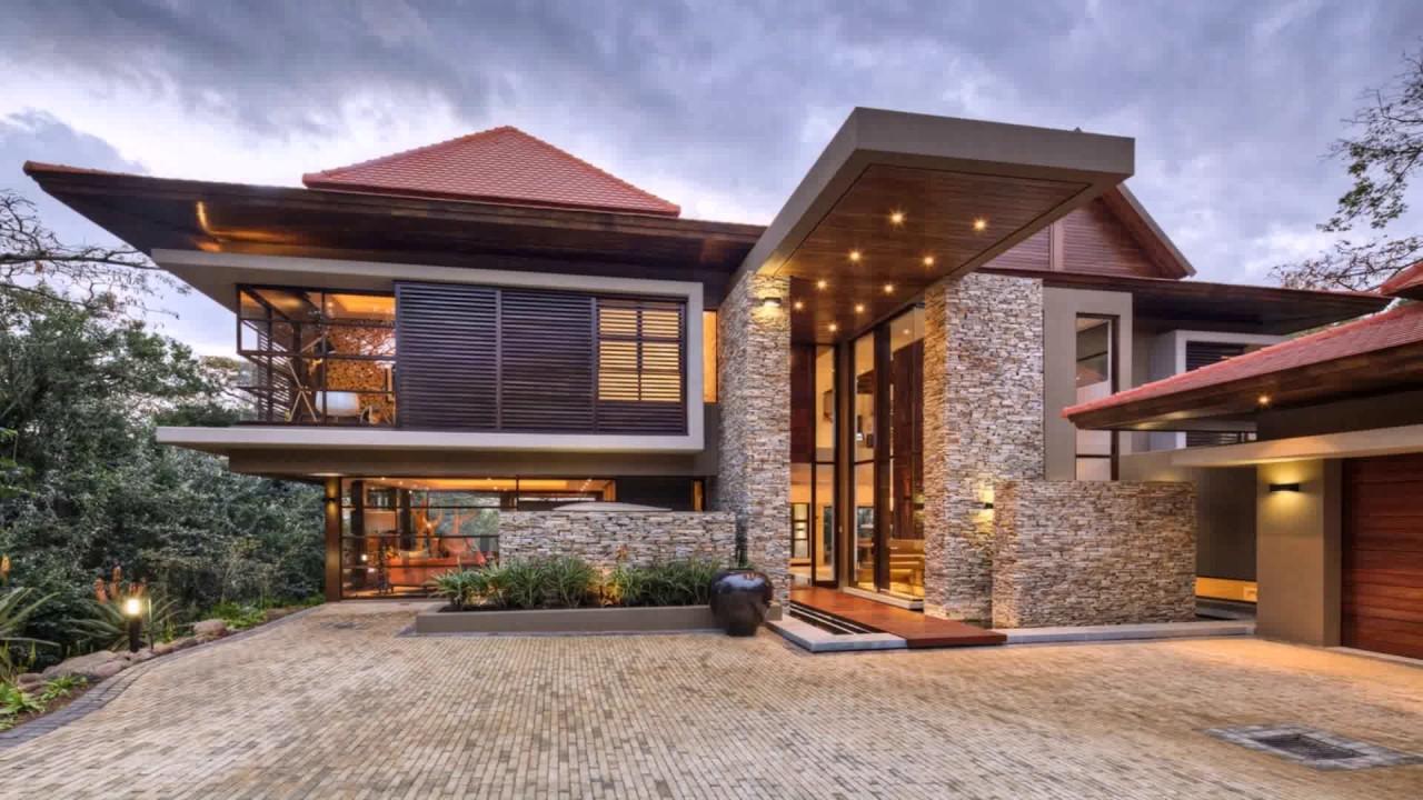 Modern Zen House Design In Quezon City - YouTube
