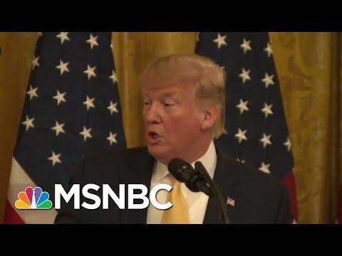 President Donald Trump Praises Twitter Trolls At 'Social Media Summit' | All In | MSNBC