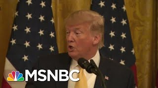 President Donald Trump Praises Twitter Trolls At 'Social Media Summit' | All In | MSNBC