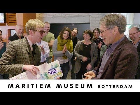 GROTE VERRASSING voor Maritiem Museum Rotterdam | Dit wil je weten!