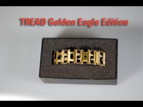 Leatherman TREAD Golden Eagle Edition