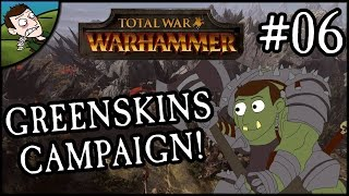 CHAOS INVADES! Total War: WARHAMMER - Greenskins Campaign Part 6 (Grimgor Ironhide)