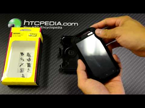 HTC Droid Incredible 4G LTE OtterBox Defender Case