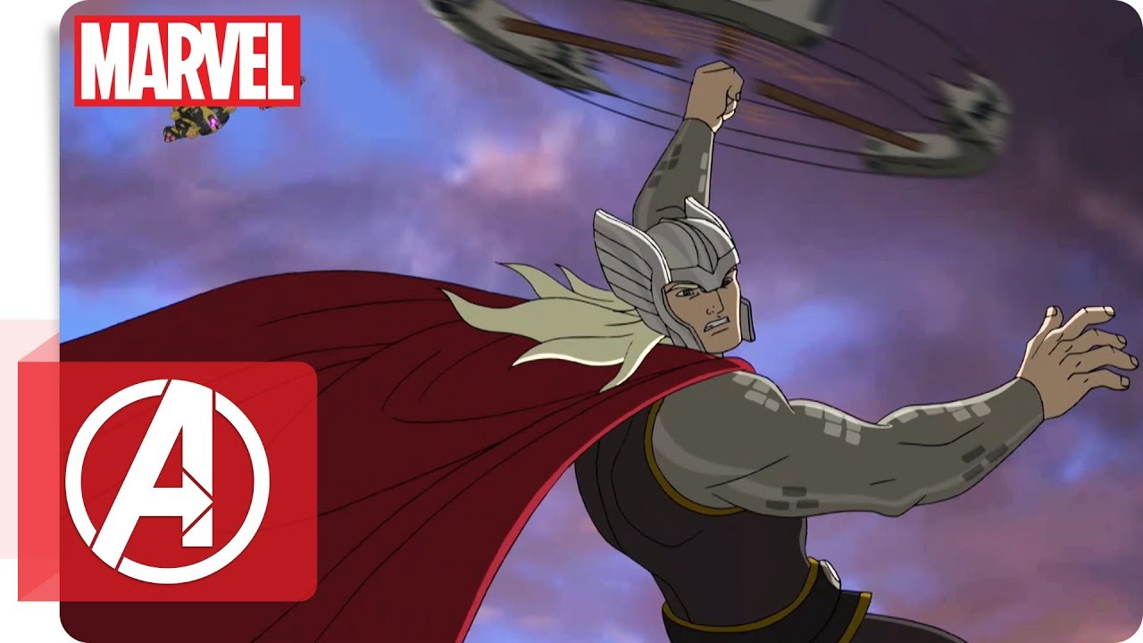 Avengers – Gemeinsam Unbesiegbar