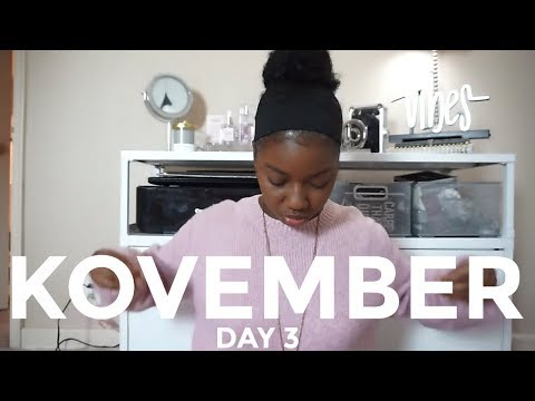 KOVEMBER DAY 3: HOME OFFICE + LET'S TALK LETTING GO