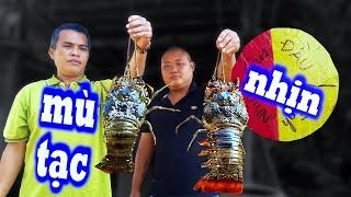 Trận Chiến Vòng Quay Ăn Tôm Hùm Siêu Ngon - Ẩm Thực Hài Hước   Son Duoc Vlogs