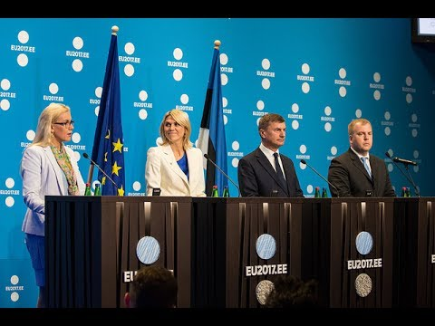 Informal meeting of competitiveness and telecommunications ministers (COMPET) – Press conference