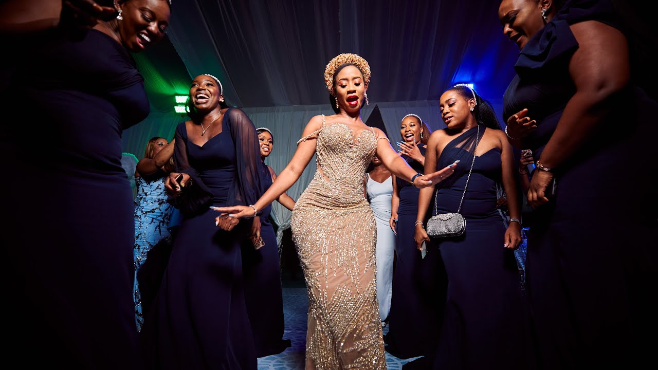Download The Best Nigerian Bride Entrance Dance and Party Ever!