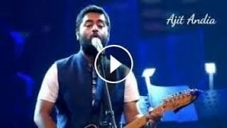 Arijit Singh With His Soulful Performance Mirchi Music Awards HD *High Quality* with Mp3 L