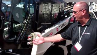Video still for Terex New Skid Steer Models