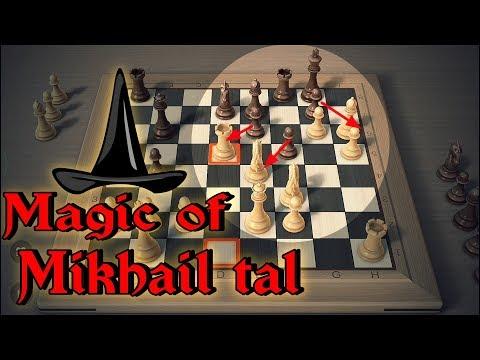 MIKHAIL TAL vs RICO MASCARINAS