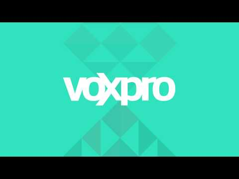 Trust in the Digital Economy - Voxpro Event